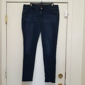 Elle skinny jeans size 16 Tall